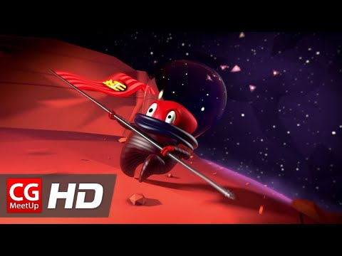 "CGI Animated Short Film HD: ""Cosmic Fail Short Film"" by Cosmo Team"
