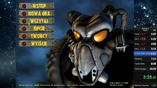 Speedrun Fallout 2 any% 10:05 (World Record)