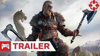 Assassin's Creed Valhalla – bejelentő előzetes