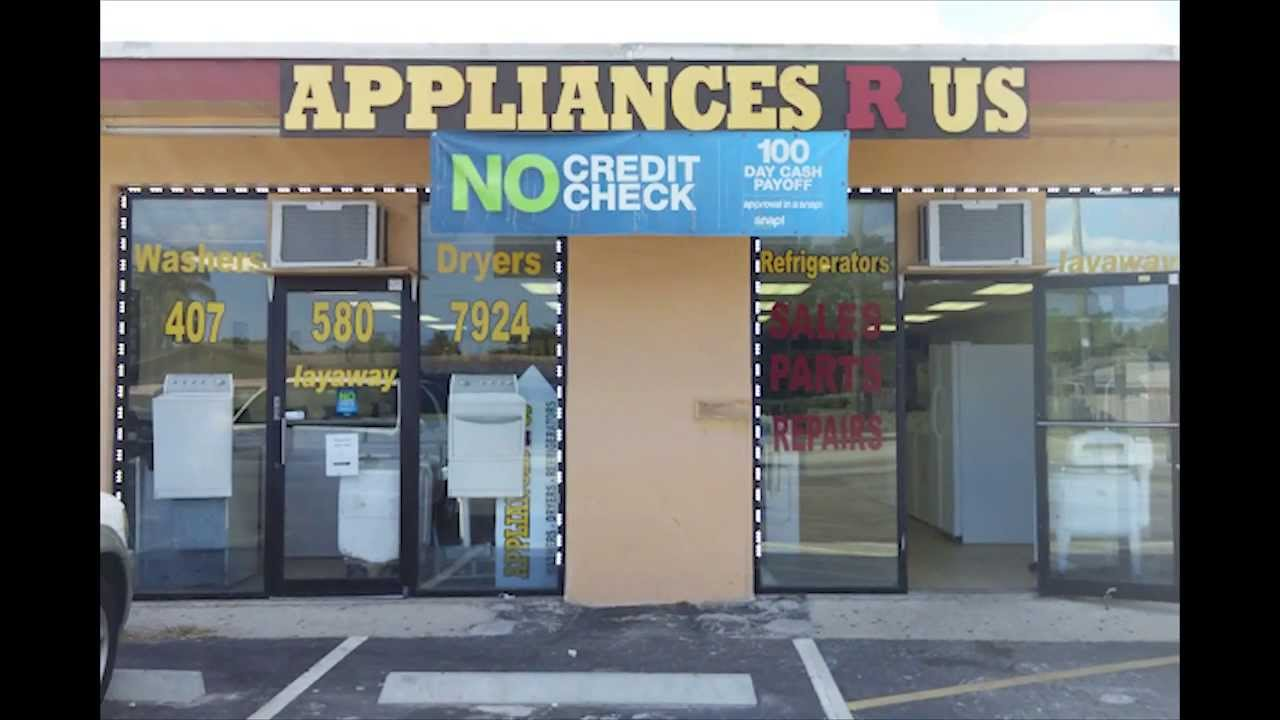 Used Appliances For Sale And Repair In Winter Park
