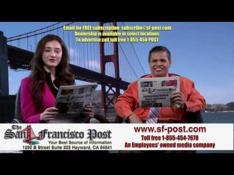 The San Francisco Post TV Ad