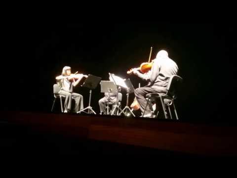 El Cuarteto de la Habana inaug...