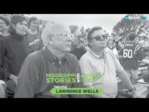 Mississippi Stories: Larry Wells