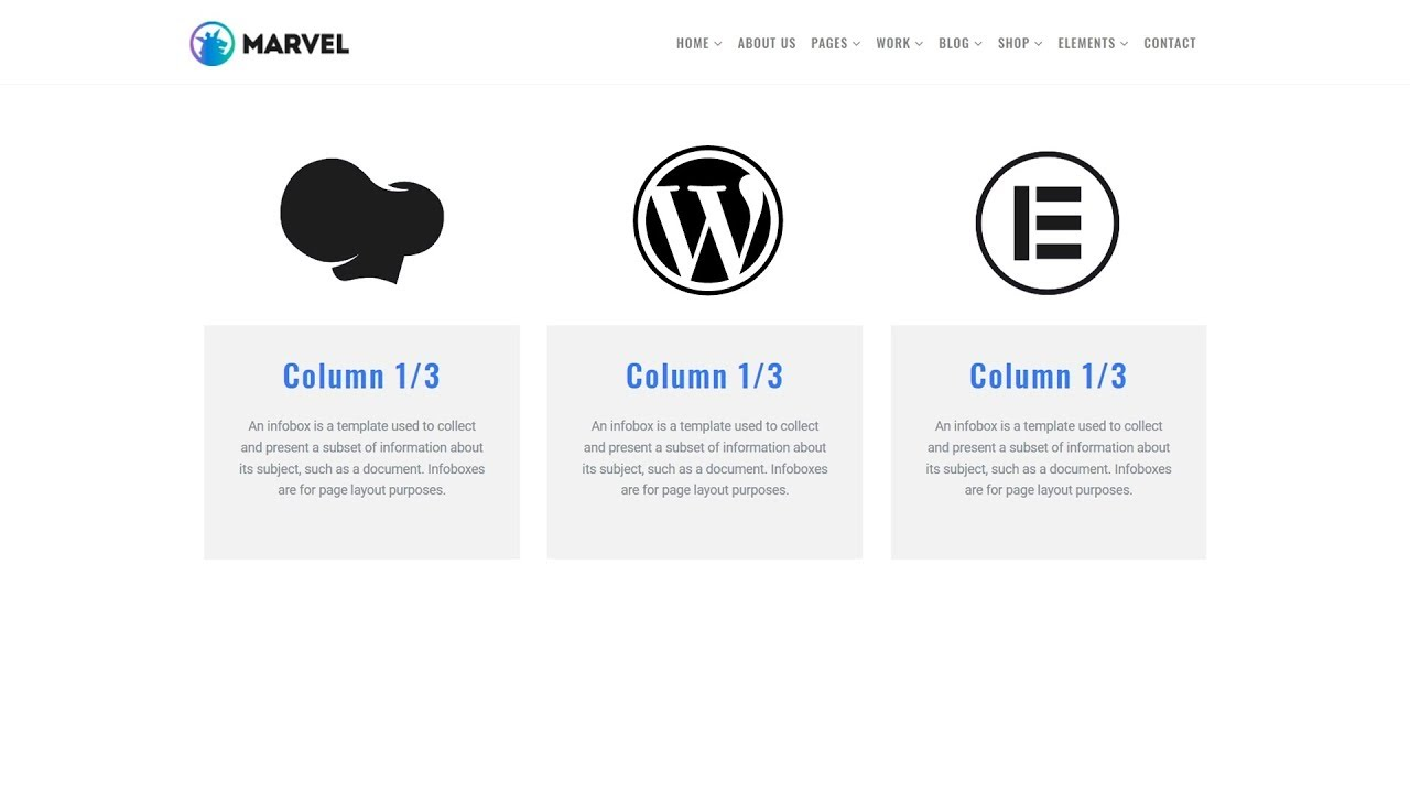 How To Use Columns In WordPress Editors?