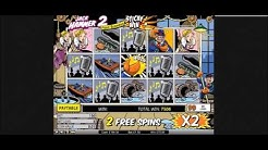 Jack Hammer 2 online slot big bonus win. 150x in free spins.