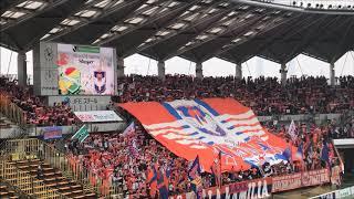 2019.3.3 J2#2 千葉vs新潟 @フクアリ 生憎の天気でしたが魂のこもった...