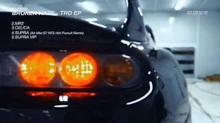 BROKEN HAZE - TRD EP