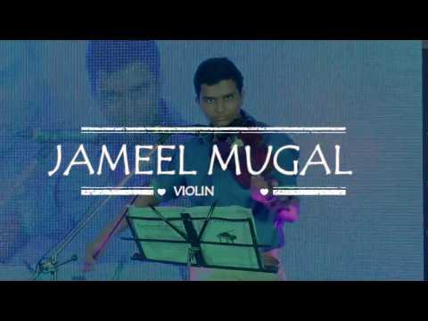 MALARE SONG IN VIOLIN BY JAMEEL MUGAL