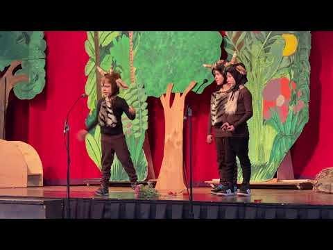 Buckingham Friends School - Kindergarten Play - Billy Goat Gruff