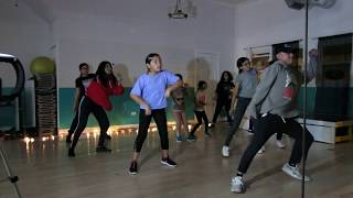 CHANCE THE RAPPER - LET'S GO ON THE RUN | TITOTHEDANCER CHOREOGRAPHY