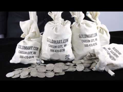 90% Silver Walking Liberty Half Dollars | Goldmart