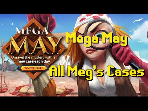 Meg's Cases | All Cases Guide