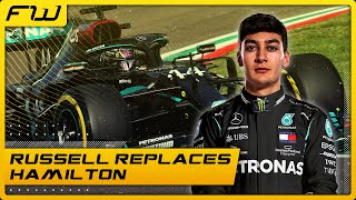 Russell Replaces Hamilton and Haas Confirms Schumacher