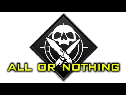 ALL OR NOTHING!! | How it Works + Tips! (Infinite Warfare)