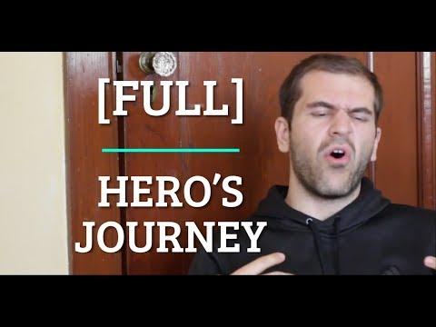 Raw Allen. Hero's Journey. Full video. Circling Institute.