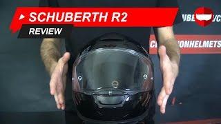Schuberth R2 Helmet Review - ChampionHelmets.com