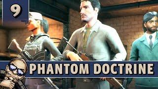 Phantom Doctrine - KGB Campaign - Part 9 - Beholder Cell Raid