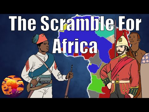 A Brief History of The Scramble For Africa