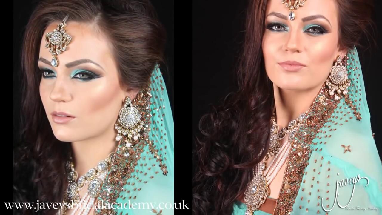 Arabic Asian Bridal Makeup Latest Look