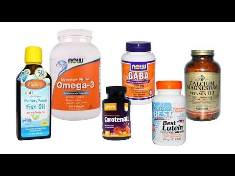 Витамины для зрения - как сделать правильный выбор?
