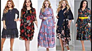 ШИФОНОВЫЕ ПЛАТЬЯ Лучшие модели платьев на лето 2021