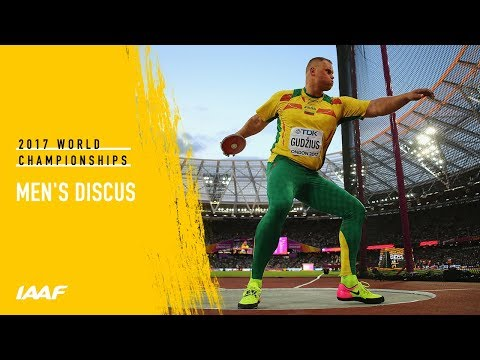 Men's Discus Final | IAAF World Championships London 2017