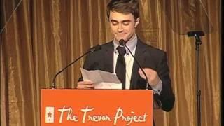 Daniel Radcliffe & The Trevor Project Launch Trevor Hero Week