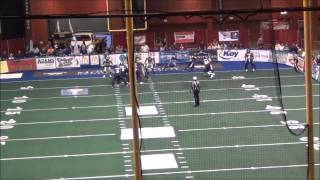 Maurice Patterson 1st Season IFL Highlights 2013