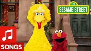 Sesame Street: Elmo And Big Bird Take A Break With Me