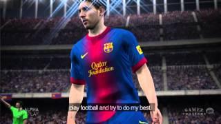 العرض الرسمي للعبة FIFA 14 على PS4 و XBOX One