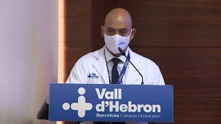 Realizan el primer trasplante pulmonar en España a un paciente postCovid
