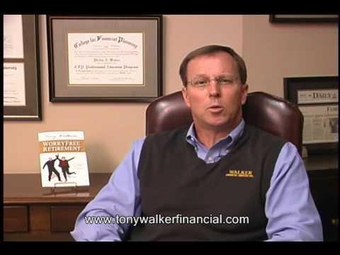 Tony Walker Financial - Top 10 Questions:  #3