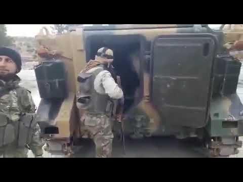 Боевики Идлиба при поддержке Турции начали атаку на сирийскую армию