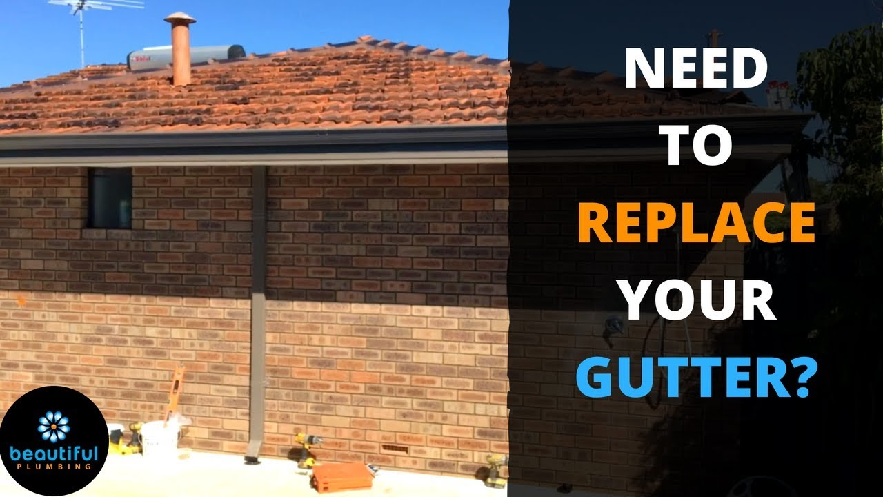 Do you need a gutter replacement you see what happened youtube do you need a gutter replacement you see what happened solutioingenieria Image collections