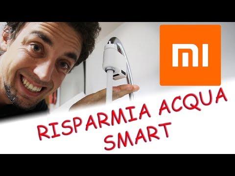 Rubinetto SMART Xiaomi - risparmi acqua e fai del bene all'ambiente