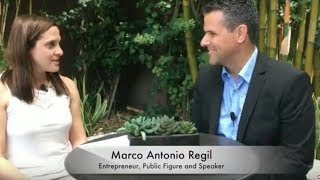 'The Price is Right' Host Marco Antonio Regil on the Right Entrepreneurial Mindset
