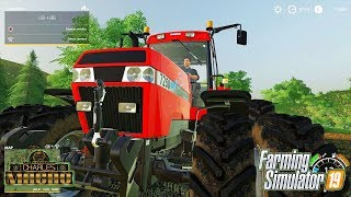 NEW BIG BOY TRACTOR | LIME and SUBSOILER Test | Farming Simulator 19 | Ep. 11