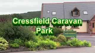 The Cressfield Caravan park
