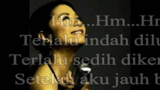 Ruth Sahanaya - Andaikan Kau Datang Male Key Karaoke (Karaoke Versi Pria)