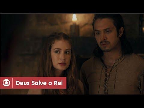 Deus Salve O Rei: capítulo 24 da novela, segunda, 5 de fevereiro, na Globo
