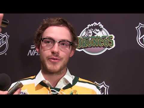 Humboldt survivors reunite ahead of NHL Awards