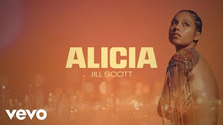 Alicia Keys - Jill Scott (Visualizer) YouTube Videos