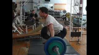 Тяжёлая атлетика. Торопов Влад, 16 лет, сбст. вес 74 кг Рывок 100 кг