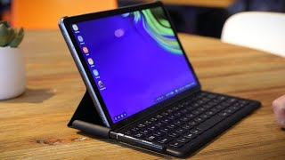 La tableta Galaxy Tab S4 se convierte en PC con Samsung DeX