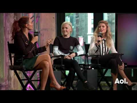 """Grace Helbig, Mamrie Hart And Hannah Hart On """"Dirty 30"""" And LGBTQ 