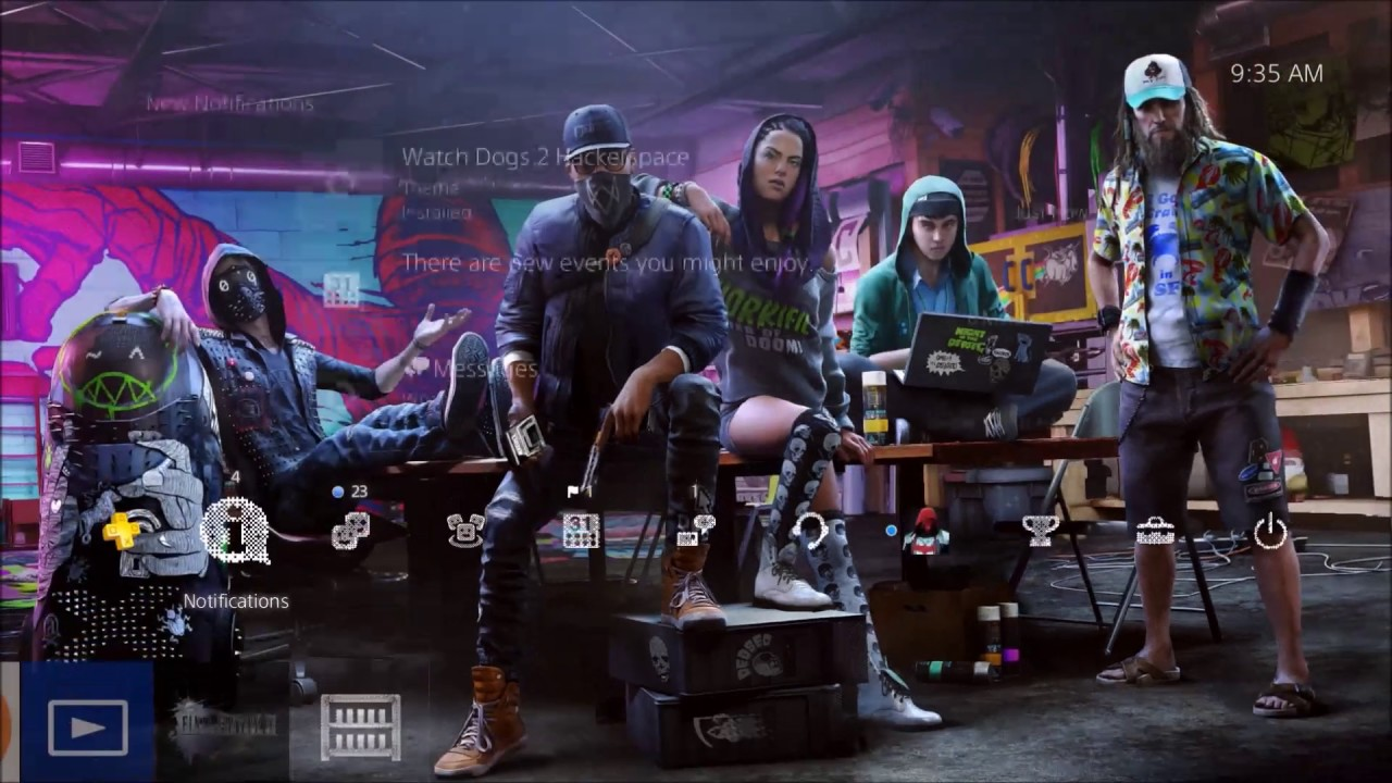 Watch dogs 2 ost marcus holloway theme song