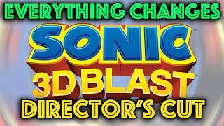 Sonic 3D DX Mode Revealed - Prepare to be Surprised...