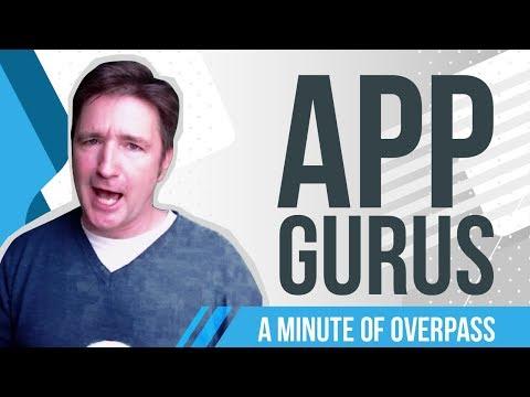 App Gurus - A Minute of Overpass: UK App Development Company