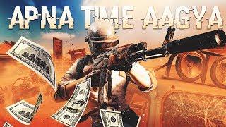Apna Time Aagya | Pubg Mobile New Update Live | Gaming Guru