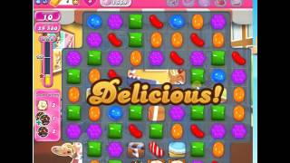 Candy Crush Saga Level  1569 (2* No Booster)